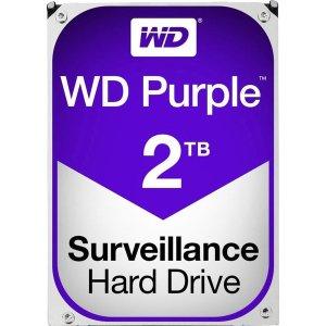 WD정품 공식판매점 WD 2TB PURPLE HDD WD20PURZ
