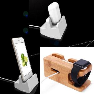 애플 아이폰 에어팟 애플와치 거치대 스마트 간편거치