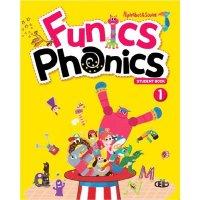 Funics Phonics 1 - Student Book  맥스퍼블리싱   맥스퍼블리