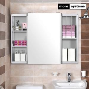 최고급 국산 알루미늄 욕실수납장/슬라이드장 욕실장