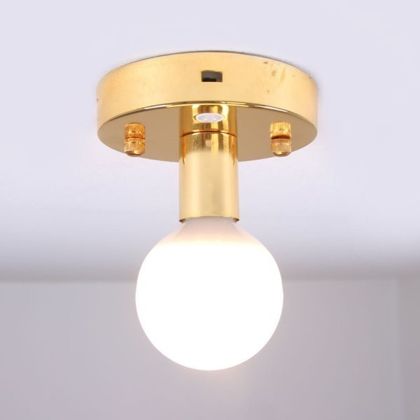 boaz T골드 센서등 LED 조명 카페 인테