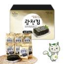 늘품애광천도시락김(선물세트)4gX16봉