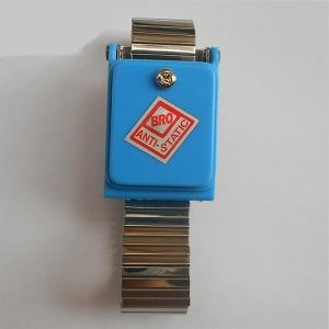 정전기방지스트랩(BL00551)-블루/정전기차단/손목팔찌