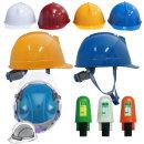 안전모 투구형 산업용 안전모자 땀제로내피 호각 턱끈