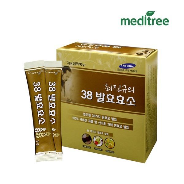 [웰빙플래너] 최진규의 38발효효소 1박스