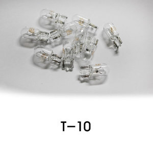 자동차전구 미등 12V T10