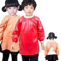 CH55 아동방수가운 미술가운 어린이집 유치원 방수