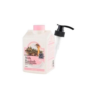 밀크바오밥 오리지널 바디로션 500ml+펌프/머스크향