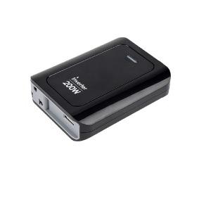 블랙 차량용 노트북 충전기 고용량 시거잭사용 인버터