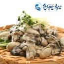 통영 생굴 2kg / 굴값 상승중