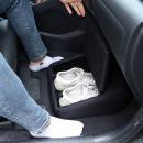 삼항ㅁ자동차량 신발보관함 발받침대/자동차량용품