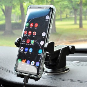 아이마운트 차량용 원터치 스마트폰 핸드폰 거치대