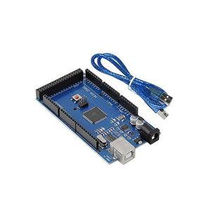 (당일배송) Arduino Mega2560 R3 호환 + USB 케이블
