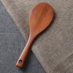 대추나무 천연 고급 옻칠 슬림주걱