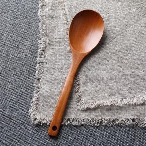 대추나무 천연 고급 옻칠 다용도 스푼(대)