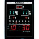 전자벽시계/디지털벽시계/LED시계/벽걸이시계/벽시계