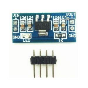 (당일배송)AMS1117 4.5V~7V입력3.3V출력전원공급모듈