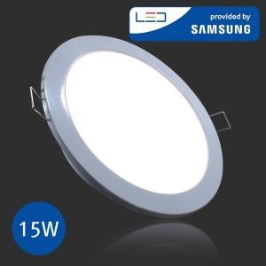 바롬 다운라이트 LED 6인치 매입등 삼성칩 15W 주광색