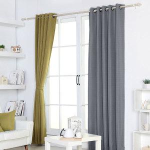 암막커튼/커텐 거실 창문 안방 햇빛 가리개 방한 방풍