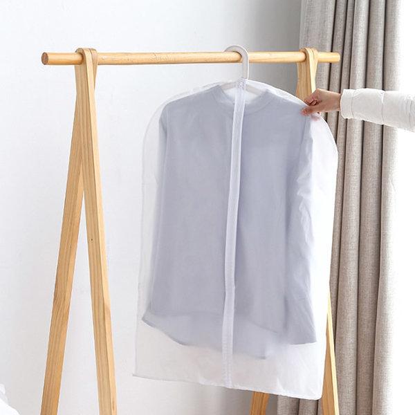 반투명 옷커버 5P_ 중(60X100cm)
