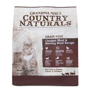 그랜마메이스 그레인프리 치킨 5.4kg 고양이사료