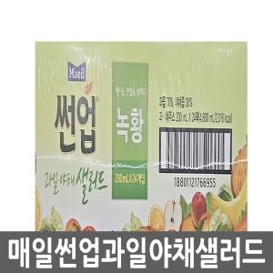 매일유업 썬업 과일야채샐러드 200ml x 24 코스트코