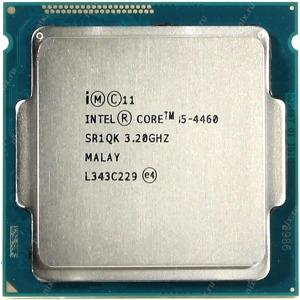 인텔 코어i5-4세대 4460(하스웰 리프레시) 쿨러미포함