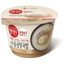 컵반 사골곰탕국밥 166g 8개