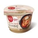 컵반 순두부찌개국밥 173g 4개
