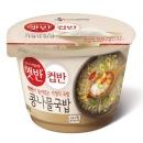 컵반 콩나물국밥 270g