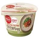 컵반 강된장보리비빔밥 280g