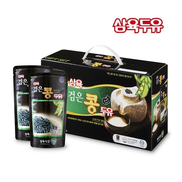 삼육 검은콩두유 파우치 195mlx20팩/부모님선물