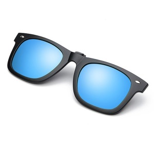 BEREUKAN  클립형 편광선글라스 안경착용자용 PCL-9