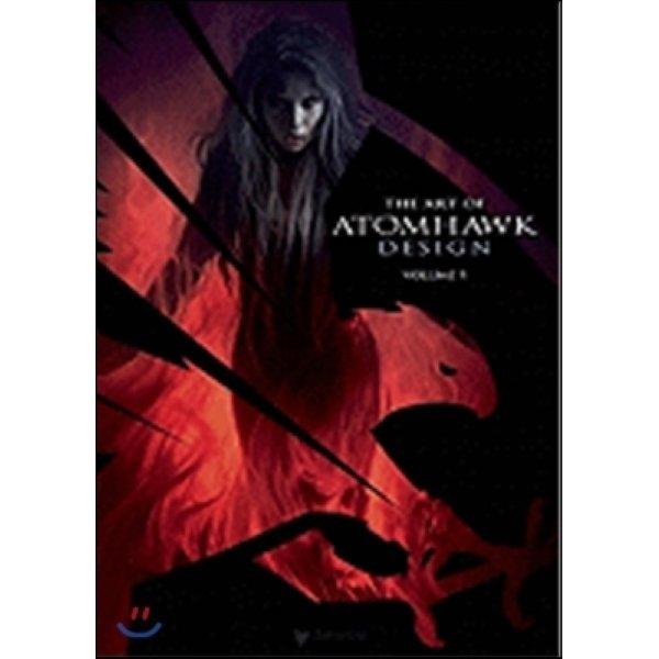 The Art of Atomhawk Design  Volume 1  3DTotal (EDT)