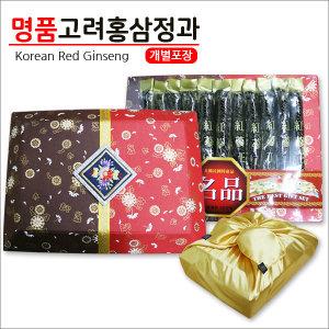 홍삼정과 1kg 개별포장 선물세트