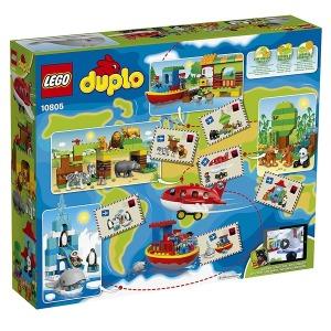 레고 듀플로 세계의 동물 탐험 LEGO 10805 세계일주