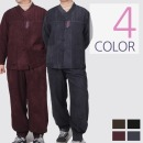 MM237_면 골지 브이넥 저고리+바지/생활한복 개량한복