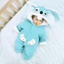 인형같아요 바니토끼 아기 우주복_출산선물 면우주복
