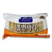 (냉동)면사랑 쫄면사리 2kg(10인분)/쫄면/쫄면사리