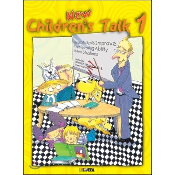 New Children s Talk 1 : Student Book