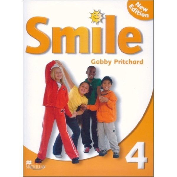 Smile 4 : Student Book (New Edition)  Gabby Pritchard
