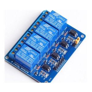 (당일배송) 아두이노 4채널 12V 릴레이 모듈