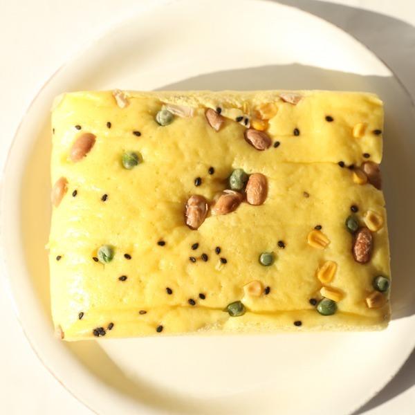 기장찰옥수수빵 술빵 5개 옛날 국산 찐빵 옥수수빵
