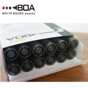 BOA 생잉크보드마카 12개Set BOA마커 보아펜 보드마카