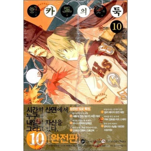 히카루의 바둑 완전판 10 : 고스트 바둑왕  홋타 유미