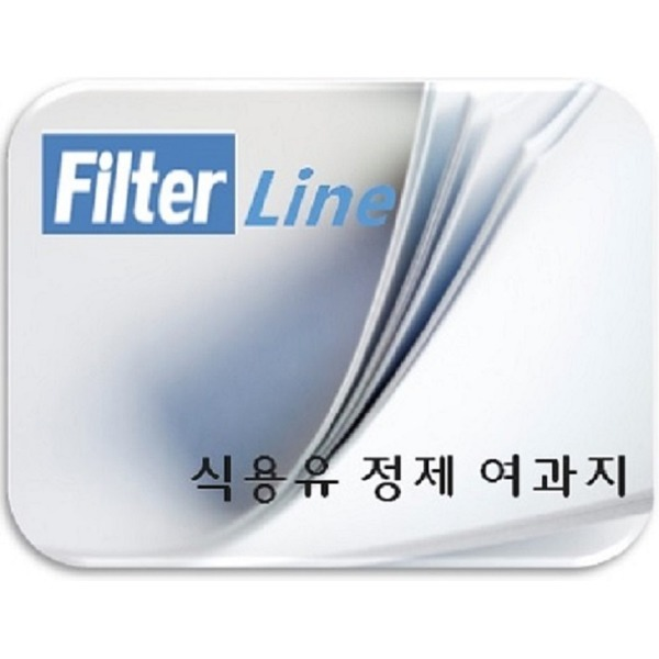 린나이 파세코 호환 식용유 정제 필터 정제기필터