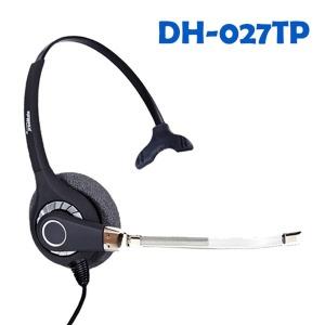 DH027TP/헤드셋/당일발송/TM용/콜센터/헤드셋전화기
