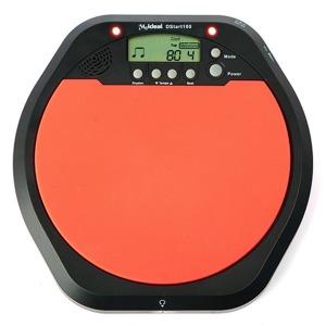 연습용 8인치 드럼 패드 DS100