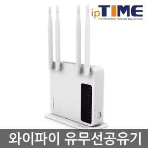 ipTIME A604M 유 무선공유기 와이파이 고속 인터넷