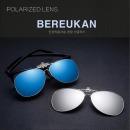 BEREUKAN  클립형 편광선글라스 안경착용자용 PCL-2